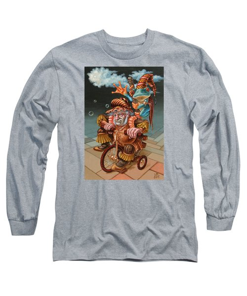 Froggy Circus Long Sleeve T-Shirt