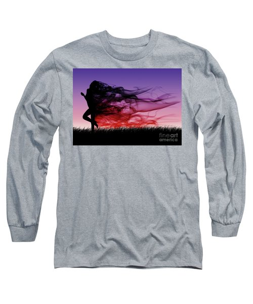 Frolicking Through The Meadow Long Sleeve T-Shirt