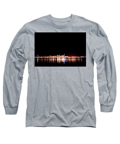 From Alki -wide Long Sleeve T-Shirt