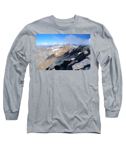 From Atop Mount Massive Long Sleeve T-Shirt
