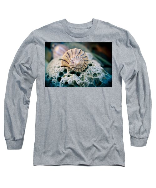 From The Sea Long Sleeve T-Shirt