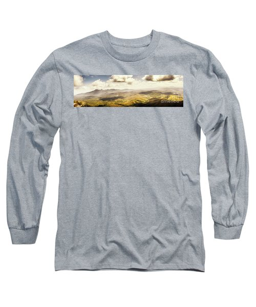 From Zeehan To Trial Harbour Long Sleeve T-Shirt