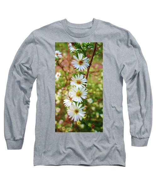 Frost Aster Long Sleeve T-Shirt