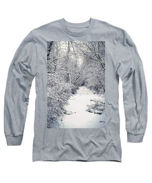 Frosted Feeder Long Sleeve T-Shirt