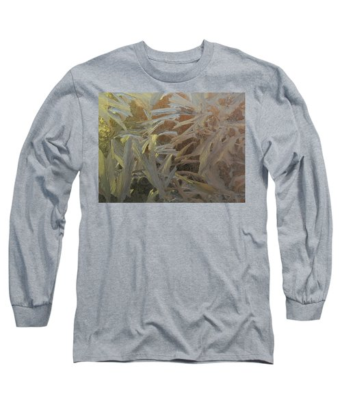 Frostwork - White Jungle Long Sleeve T-Shirt