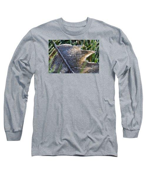 Frosty Autumn Long Sleeve T-Shirt