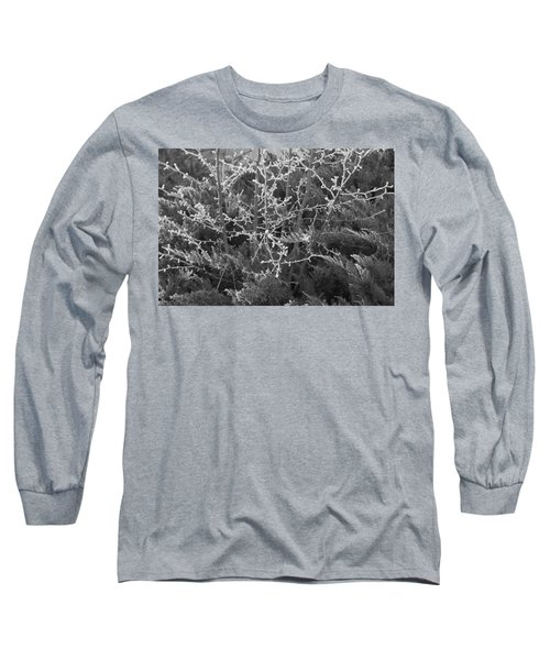 Long Sleeve T-Shirt featuring the photograph Frosty Morning # 3 by Antonio Romero