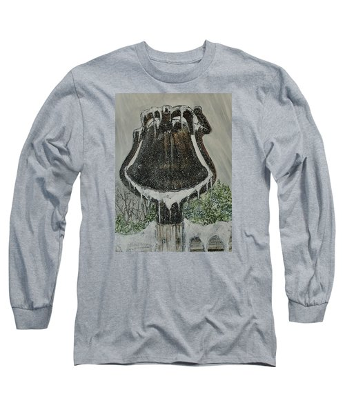 Frozen In Time Long Sleeve T-Shirt