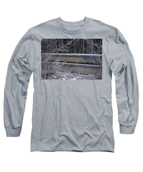 Frozen Revolution Long Sleeve T-Shirt