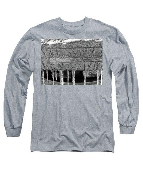 Frozen Road Warrior Long Sleeve T-Shirt