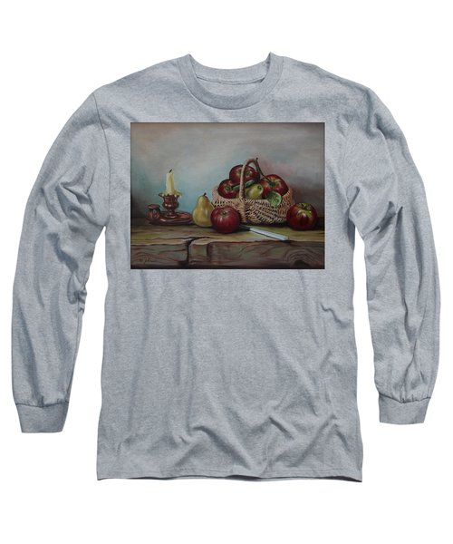 Fruit Basket - Lmj Long Sleeve T-Shirt