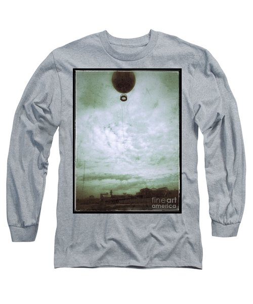 Full Of Hot Air Long Sleeve T-Shirt
