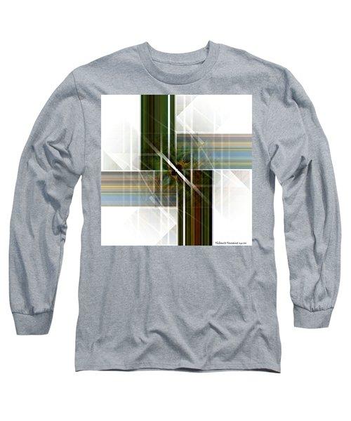 Future  Buildings Long Sleeve T-Shirt