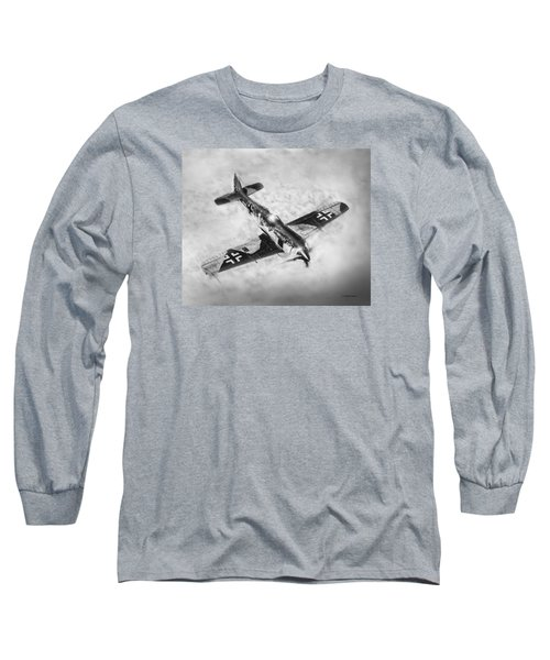 Fw-109a Long Sleeve T-Shirt by Douglas Castleman