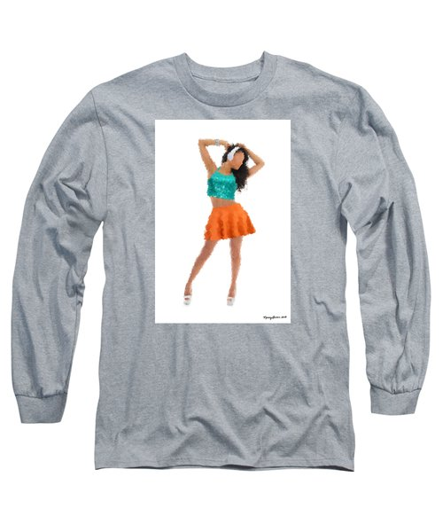 Gaby Long Sleeve T-Shirt
