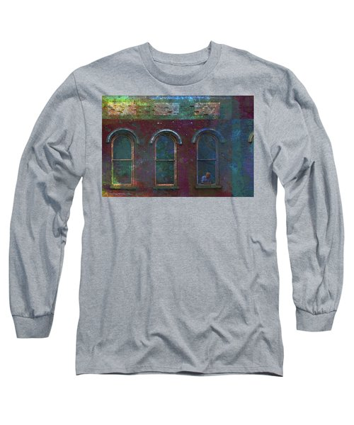 Galesburg Windows 2 Long Sleeve T-Shirt