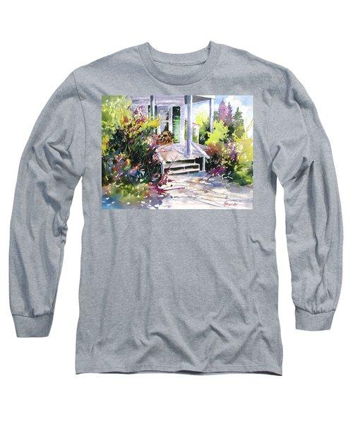 Galveston Welcome Long Sleeve T-Shirt