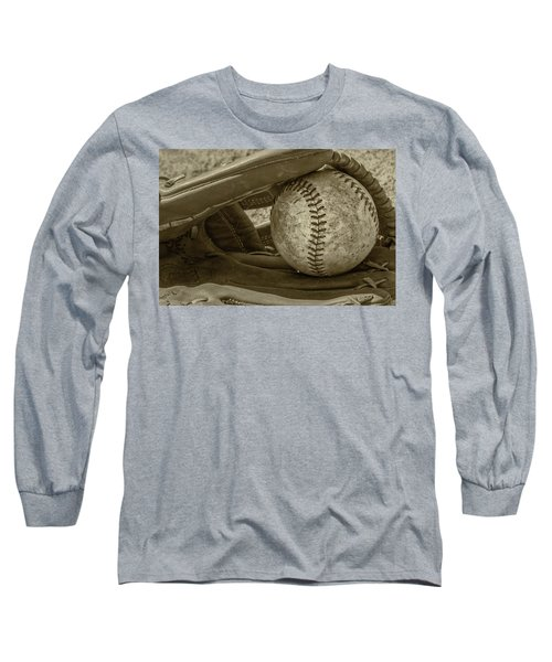 Game Ball Long Sleeve T-Shirt