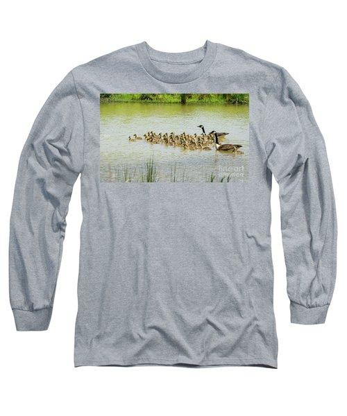 Gang Brood Long Sleeve T-Shirt by Paul Mashburn