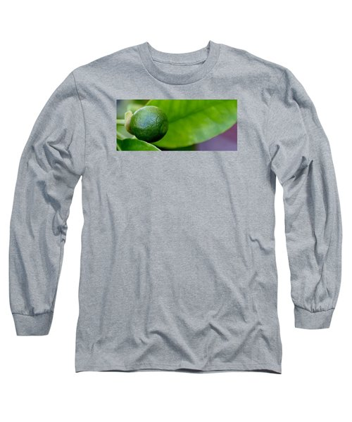 Long Sleeve T-Shirt featuring the photograph Gapefruit by Werner Lehmann