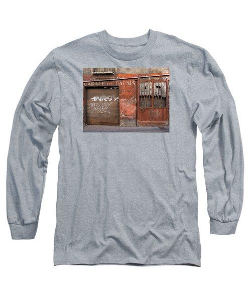 Garage Du Palais Long Sleeve T-Shirt