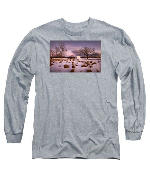 Garden Barn Long Sleeve T-Shirt