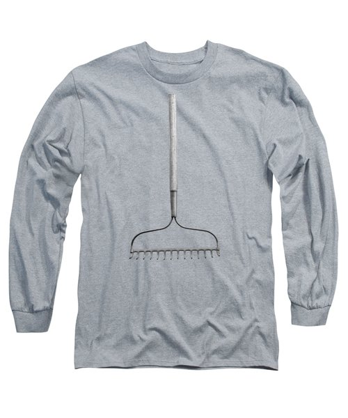 Garden Rake Up Long Sleeve T-Shirt