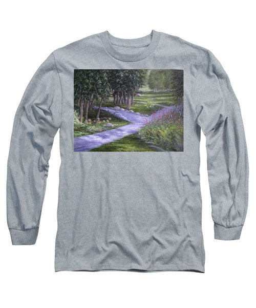 Garden Walk Long Sleeve T-Shirt