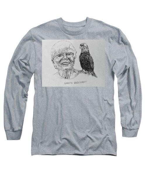 Gareth Vandegrift Long Sleeve T-Shirt