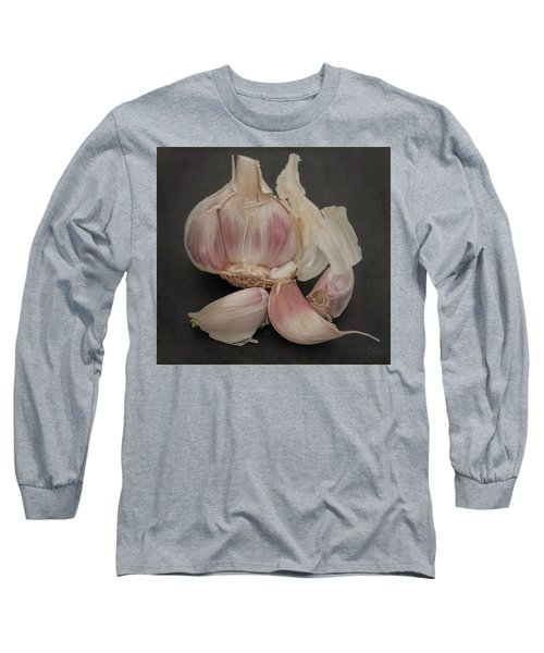 Garlic-7640 Long Sleeve T-Shirt