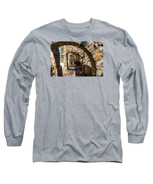 Garrett Chapel Balcony Long Sleeve T-Shirt