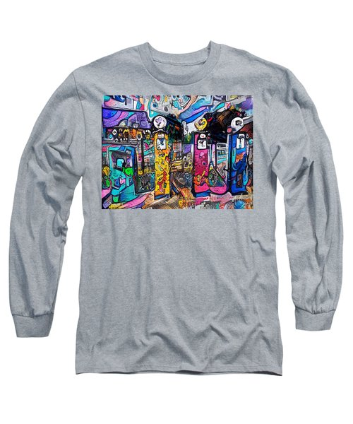 Gas Station Long Sleeve T-Shirt