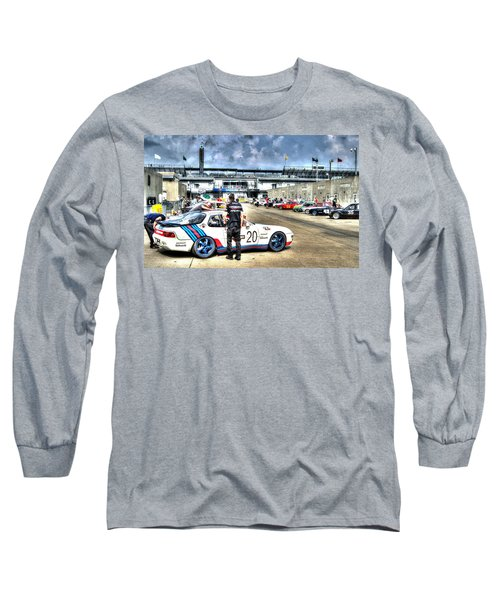 Gasoline Alley Svra Long Sleeve T-Shirt