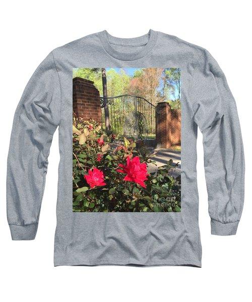 Gates Of Heaven Long Sleeve T-Shirt