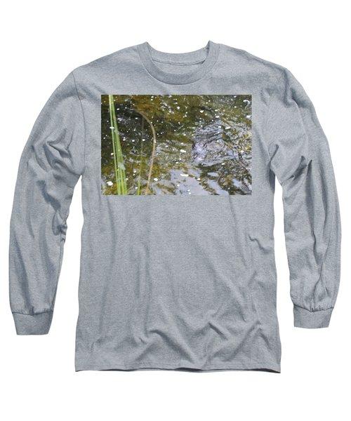 Gator Coming Long Sleeve T-Shirt