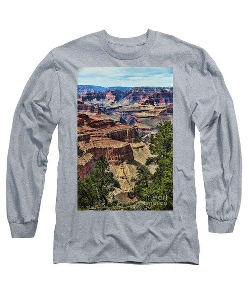 Gc 32 Long Sleeve T-Shirt by Chuck Kuhn