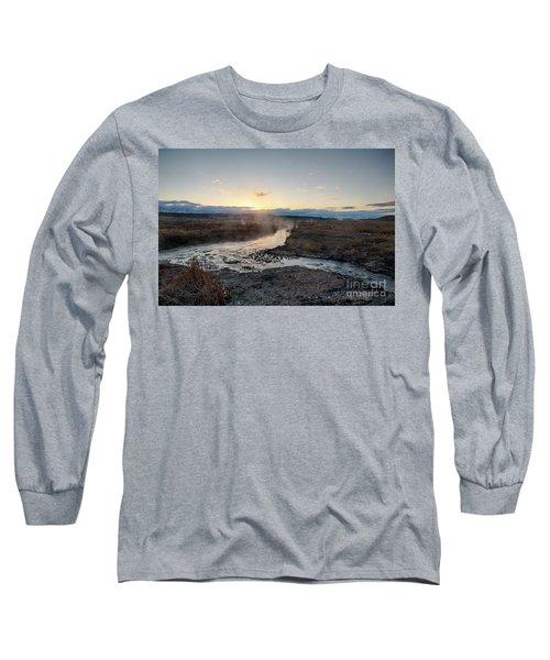 Gem Valley Sunrise Long Sleeve T-Shirt