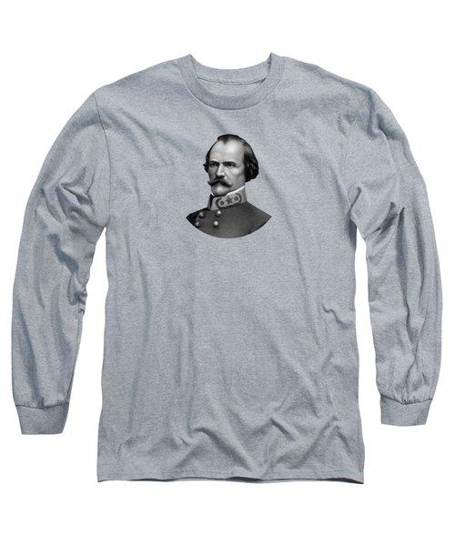 General Albert Sidney Johnston Long Sleeve T-Shirt