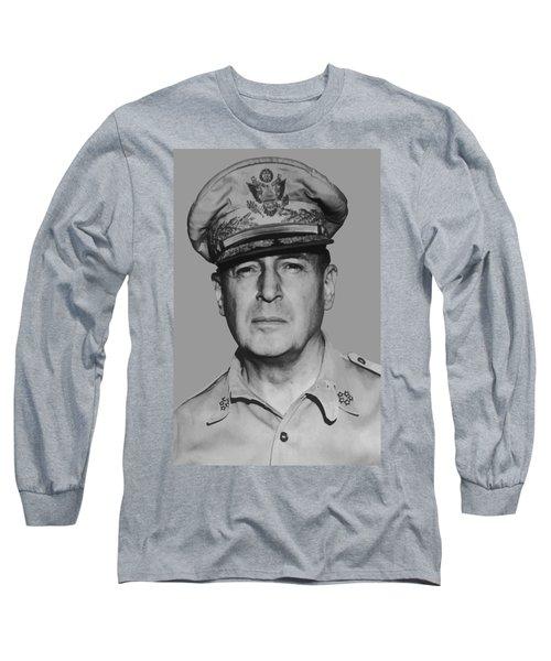 General Douglas Macarthur Long Sleeve T-Shirt