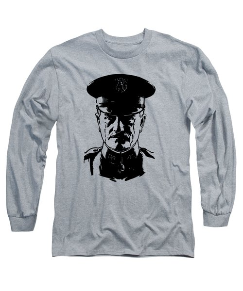 General John Pershing Long Sleeve T-Shirt