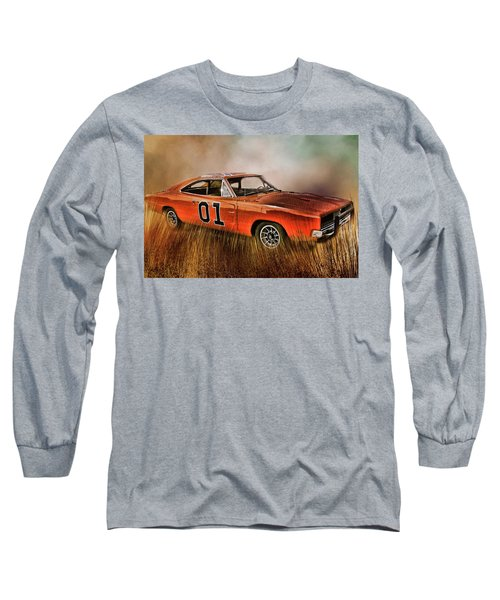 General Lee Long Sleeve T-Shirt