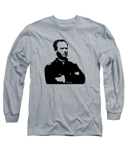 General Sherman Long Sleeve T-Shirt
