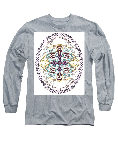 Genesis 1 14 Long Sleeve T-Shirt