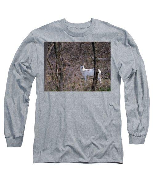 Genetic Mutant Deer Long Sleeve T-Shirt