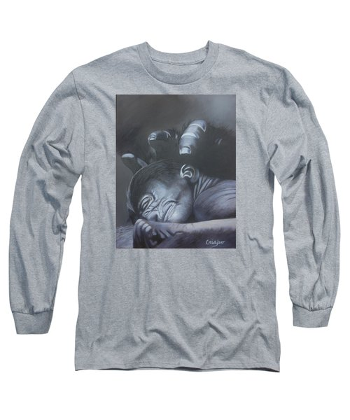 Gentle Caress Long Sleeve T-Shirt
