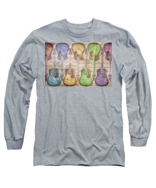 Gently Weeping Long Sleeve T-Shirt