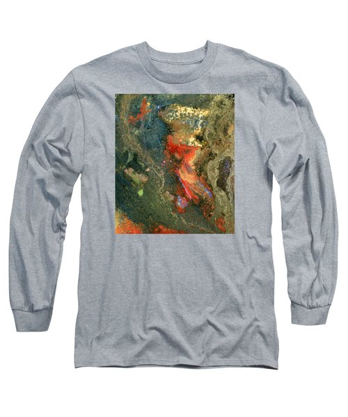 Geology-volcanic Long Sleeve T-Shirt