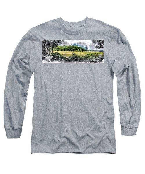 George Washington Trail Long Sleeve T-Shirt