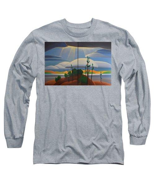 Georgian Shores Long Sleeve T-Shirt