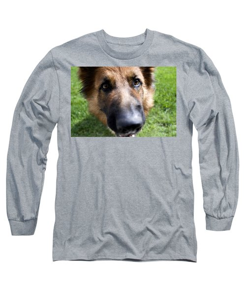 German Shepherd Dog Long Sleeve T-Shirt